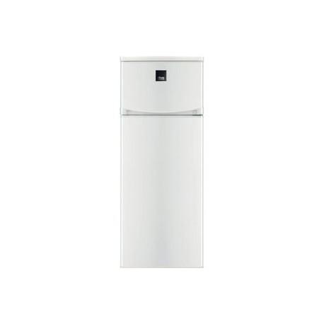 refrigerateur dp faure 265l 215 l 50l froid statique a blanc ged planet menager. Black Bedroom Furniture Sets. Home Design Ideas