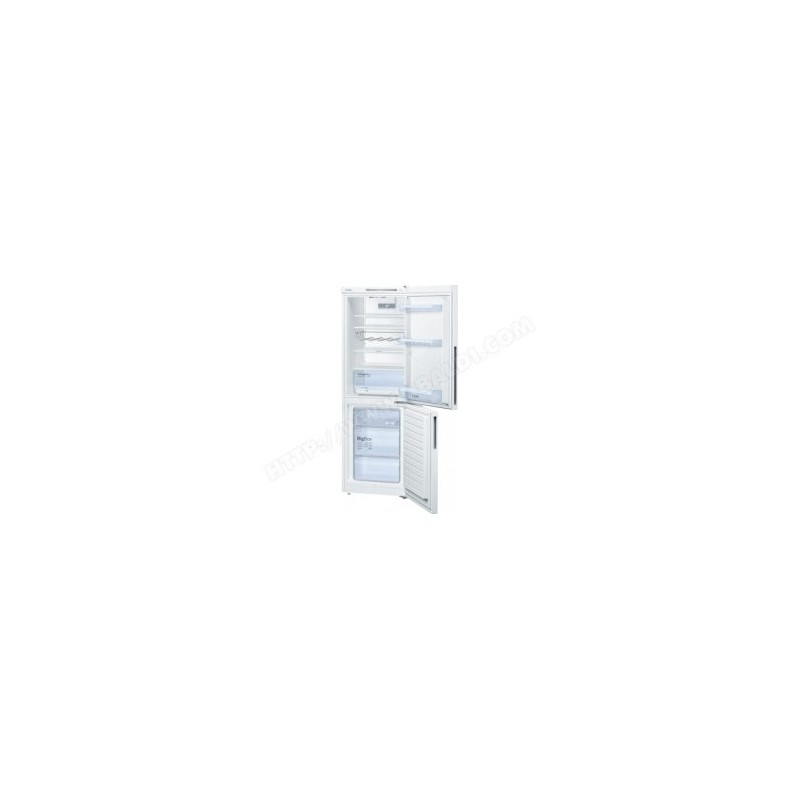refrigerateur combi bosch 288l 194 94 air brasse a blanc ged planet menager. Black Bedroom Furniture Sets. Home Design Ideas