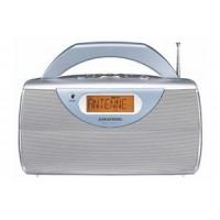 RADIO GRUNDIG FM/MW/LW/SW RDS
