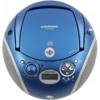 RADIO CD GRUNDIG TUNER DIGITAL PLL MP3 PORT USB BLEU/SILVER
