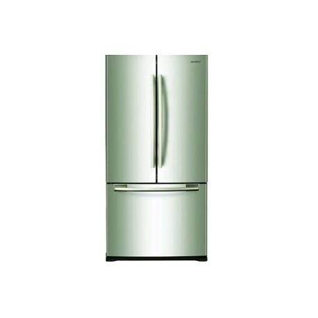 REFRIGERATEUR MULTI PORTES SAMSUNG L PORTES PLATINIUM INOX - Réfrigérateur multi portes