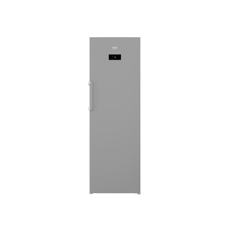 Congelateur armoire beko 275l no frost a inox ged planet menager - Congelateur armoire no frost ...