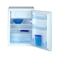 REFRIGERATEUR TABLE TOP BEKO 114L (101L/13L) 4* A+