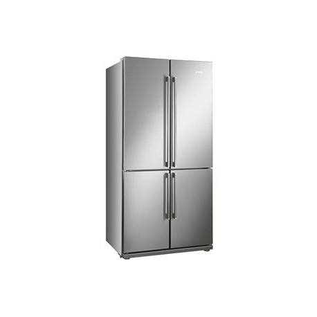 REFRIGERATEUR MULTI PORTES SMEG L NO FROST A INOX GED Planet - Réfrigérateur multi portes