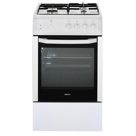 cuisiniere mixte 3 1 beko 50cm four electrique email convection natu ged planet menager. Black Bedroom Furniture Sets. Home Design Ideas