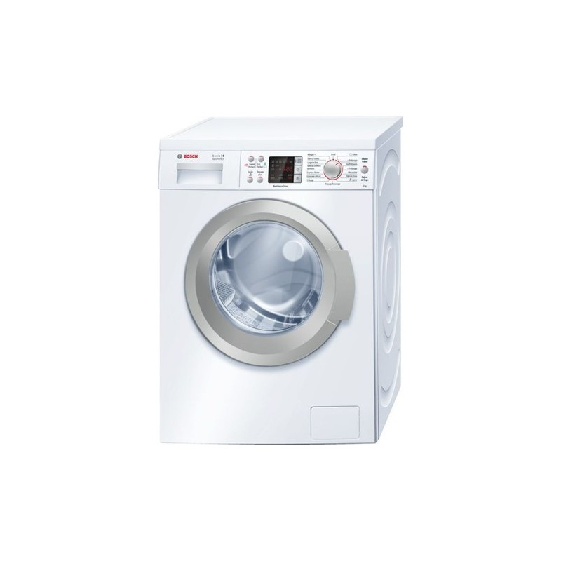 lave linge front bosch 6 kg 1200t a slimline blanc ged planet menager. Black Bedroom Furniture Sets. Home Design Ideas