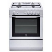 CUISINIERE 50 CM GAZ INDESIT FOUR GAZ 58L CATALYSE
