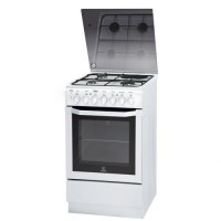 CUISINIERE 50 CM MIXTE INDESIT 3G+1E FOUR ELECTRIQUE 57L CATALYSE