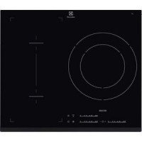 PLAQUE INDUCTION ELECTROLUX 2 FOYERS + 1 ZONE MODULABLE NOIRE