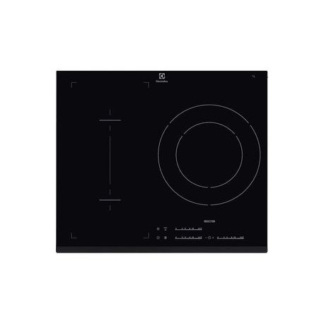 plaque induction electrolux 2 foyers 1 zone modulable. Black Bedroom Furniture Sets. Home Design Ideas
