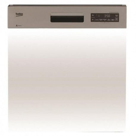 LAVE VAISSELLE BEKO 14 CVTS 44 DB A+++ INOX