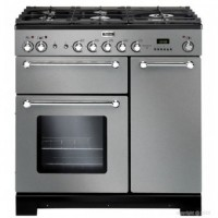 CENTRE DE CUISSON 5 GAZ  FALCON CATALYSE INOX