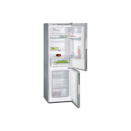 refrigerateur combi siemens 309l 215 94 air brasse a inox ged planet menager. Black Bedroom Furniture Sets. Home Design Ideas