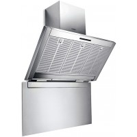 HOTTE DECO BOSCH INCLINEE 90CM 710M3/H INOX
