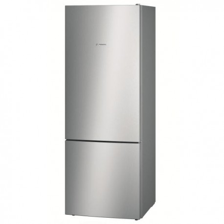 refrigerateur comi bosch 505l 379l 126l 70 cm ventile a inox ged planet menager. Black Bedroom Furniture Sets. Home Design Ideas