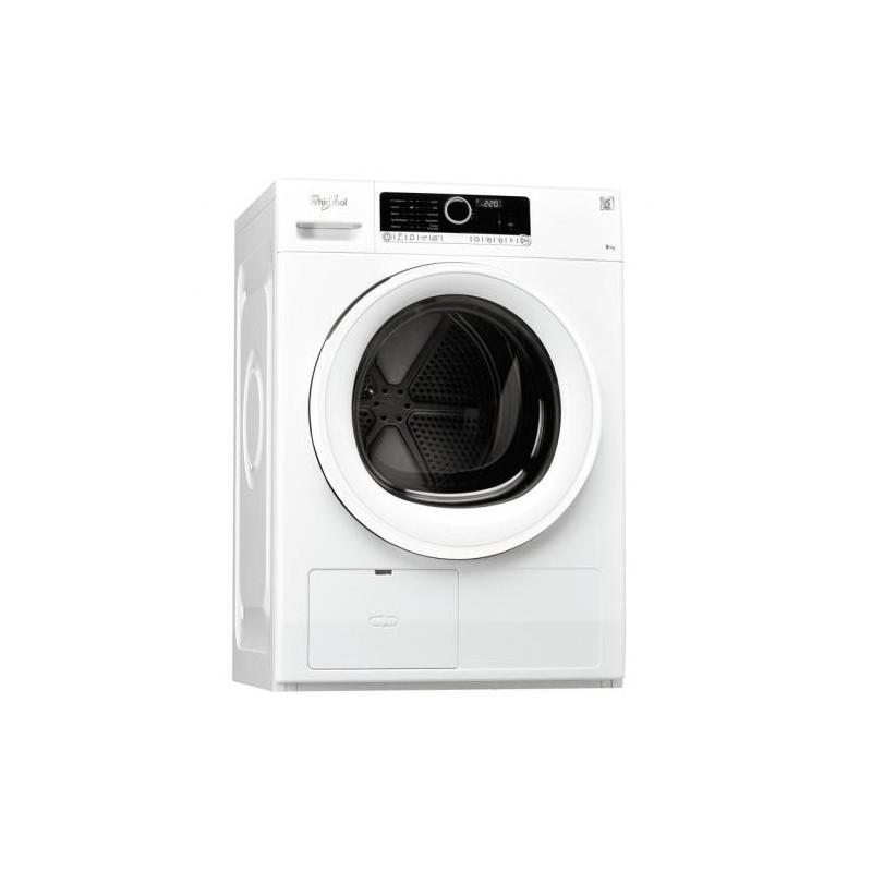 seche linge front whirlpool pompe a chaleur 8 kg a ged. Black Bedroom Furniture Sets. Home Design Ideas