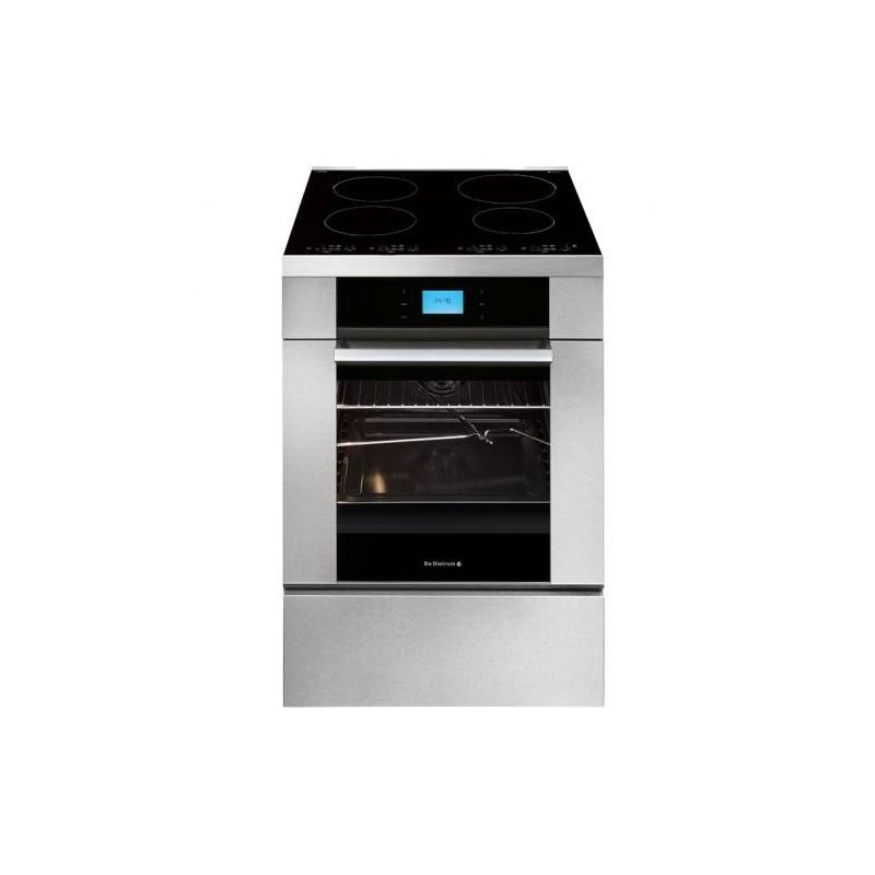 cuisiniere de dietrich induction 55l four elec multif. Black Bedroom Furniture Sets. Home Design Ideas