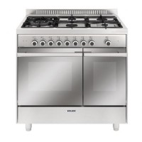 CENTRE DE CUISSON SMEG 5 GAZ MULTIFOUR (67+41L) CATALYSE B