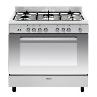 CENTRE DE CUISSON SMEG 5 GAZ FOUR 120L CATALYSE B