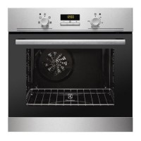 FOUR MULTIFONCTION ELECTROLUX CATALYSE 57L A INOX ANTI TRACE