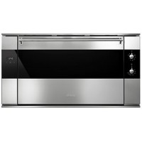 FOUR SMEG GRANDE LARGEUR VAPOR CLEAN 77L INOX ANTI TRACE