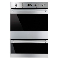 FOUR SMEG DOUBLE (70+35L) INOX ANTI TRACE