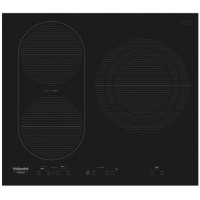 PLAQUE INDUCTION HOTPOINT 3F DONT 1 FLEXIZONE 4000W NOIR