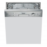 LAVE VAISSELLE HOTPOINT 14CVTS 46DB A++A BANDEAU INOX