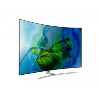 TVC QLED 165 CM SAMSUNG CURVED UHD