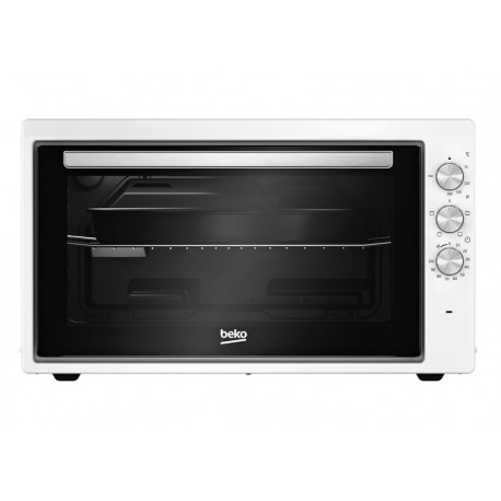 FOUR BEKO 48L 2300W CONVECTION NATURELLE BLANC