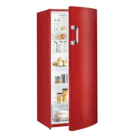 REFRIGERATEUR SP GORENJE AIR BRASSE 302L A++ ROUGE