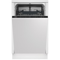 LAVE VAISSELLE 45 CM FULL INTEGRABLE BEKO 10 CVTS 47DB A++