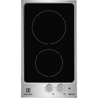 PLAQUE DOMINO ELECTROLUX INDUCTION INOX