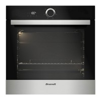 FOUR MULTIFONCTION BRANDT CATALYSE 68L A INOX