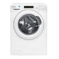 LAVE LINGE FRONT CANDY 7KG 120TRS A+++B BLANC