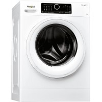 LAVE LINGE FRONT WHIRLPOOL 9 KG 1400T A+++-20% BLANC