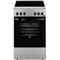 CUISINIERE 50 CM INDUCTION FAURE 3F CATALYSE 54L SILVER