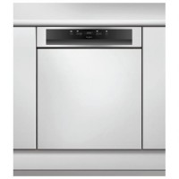 LAVE VAISSELLE WHIRLPOOL 14CVTS 46DB A++A BANDEAU INOX