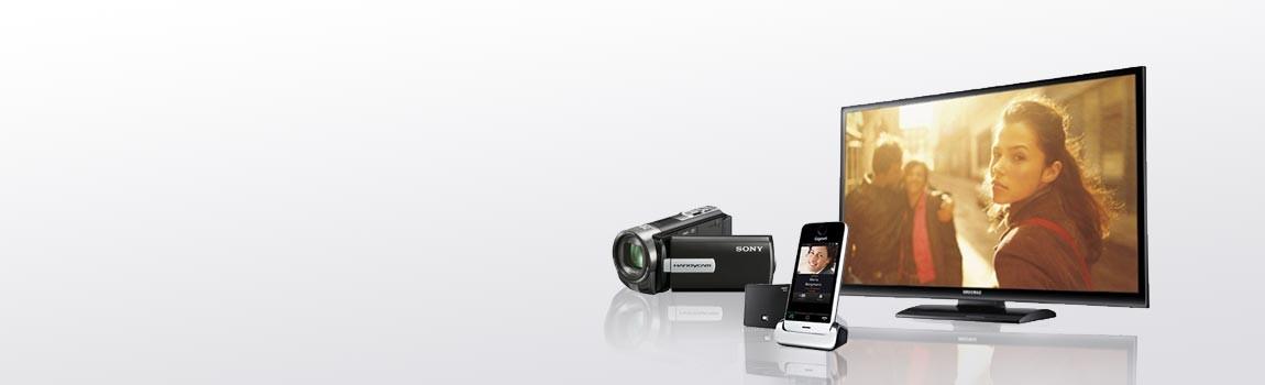 TV Photos Camescope